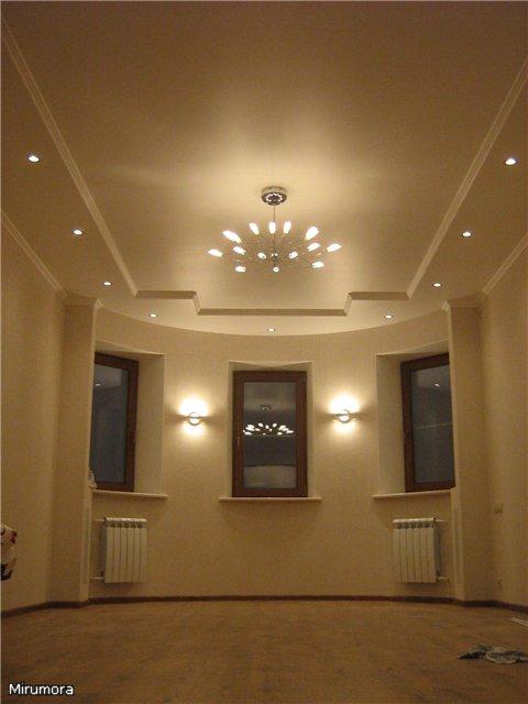 Ремонт потолка своими руками в квартире
